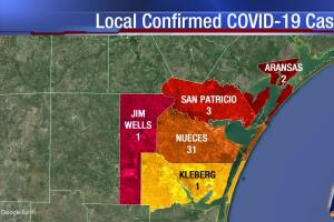 Local update on area COVID-19 cases