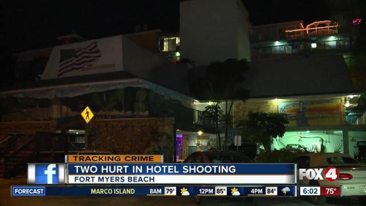 Shooting at Lani Kai, two people injured
