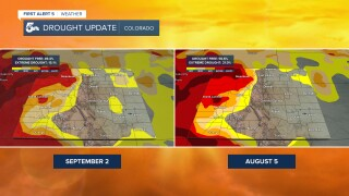 Colorado Drought Update