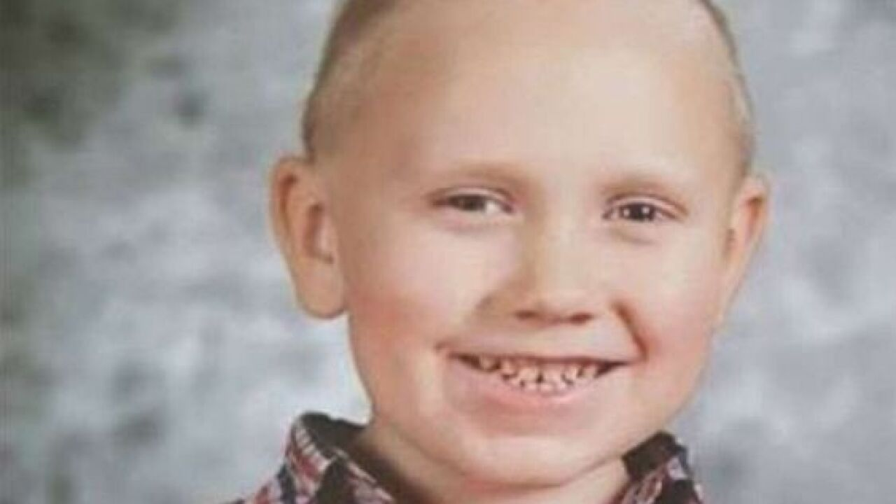 PD: Father kills 5-year-old son with autism