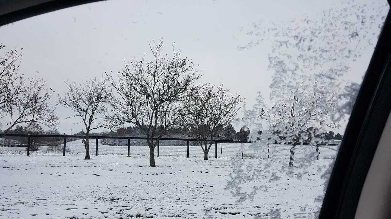 Fayette co snow