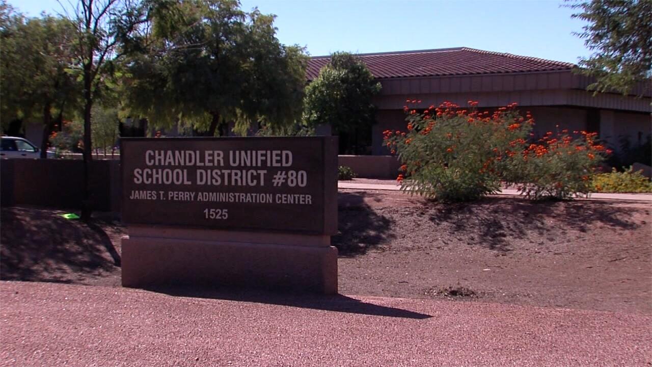 Chandler Unified School District generic