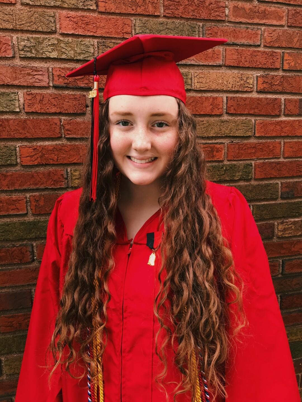 Allison Ehlman, Holy Cross District High School