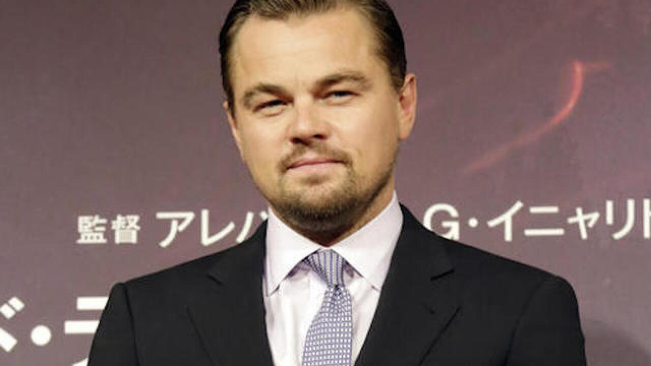 Leonardo DiCaprio, girlfriend unharmed in Hamptons' fender-bender