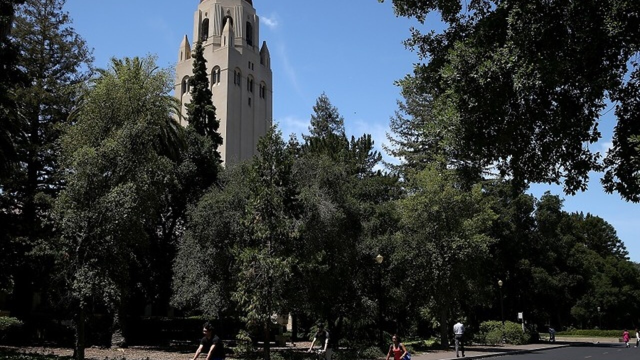 Rape reported on Stanford campus; police investigate