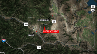 ATV driver dies after colliding with vehicle