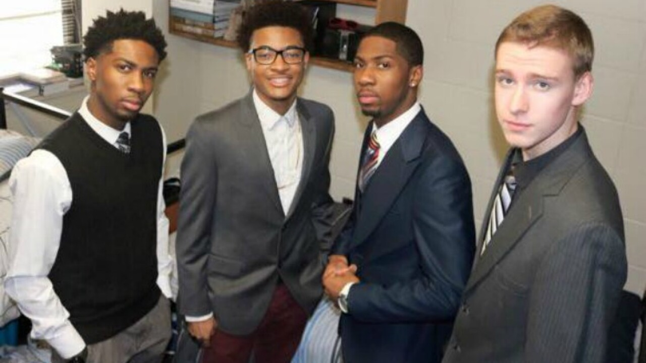 The VCU students behind the Black Excellence viral video