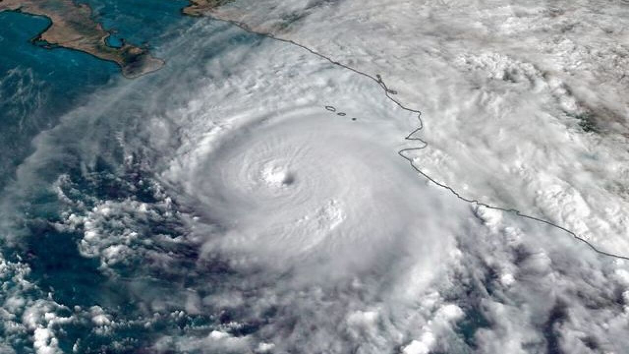 Mexico braces for 'extremely dangerous' Hurricane Willa