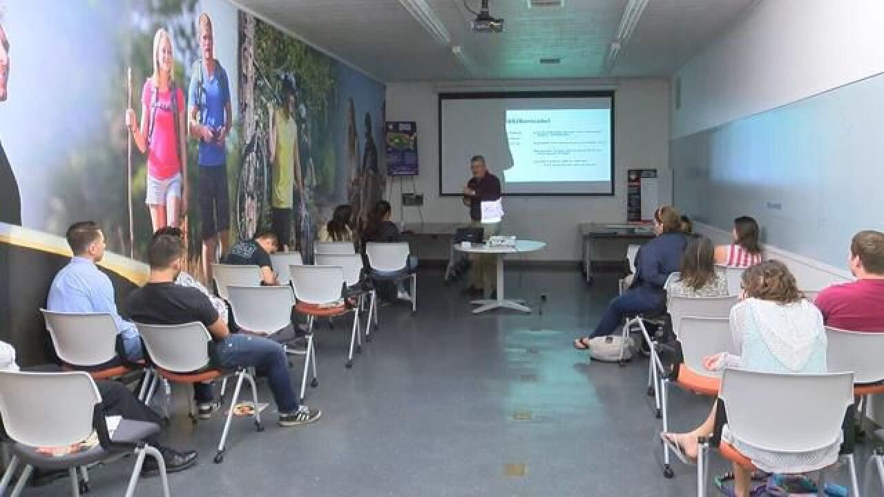 """Surviving an Active Shooter"" Seminar Teaches Residents Essential Skills"