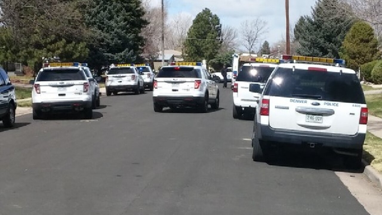 Neighbors: Sister shoots brother in SE Denver