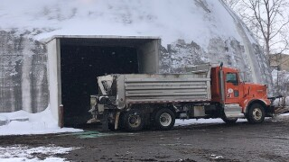 akron snow plow