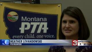 """Great Falls PTA member named """"Volunteer of the Year"""""""