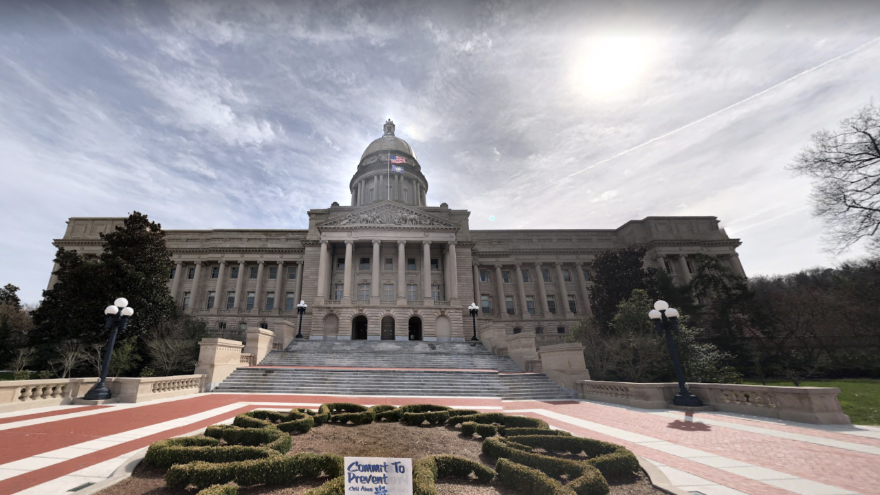 Kentucky State Capitol Building