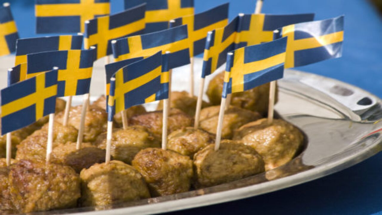 Ikea Just Released Their Famous Swedish Meatballs Recipe