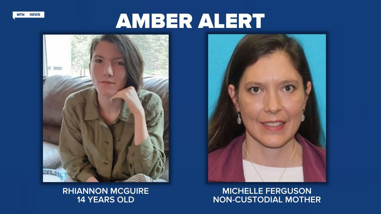 AMBER Alert for 14-year old Rhiannon McGuire