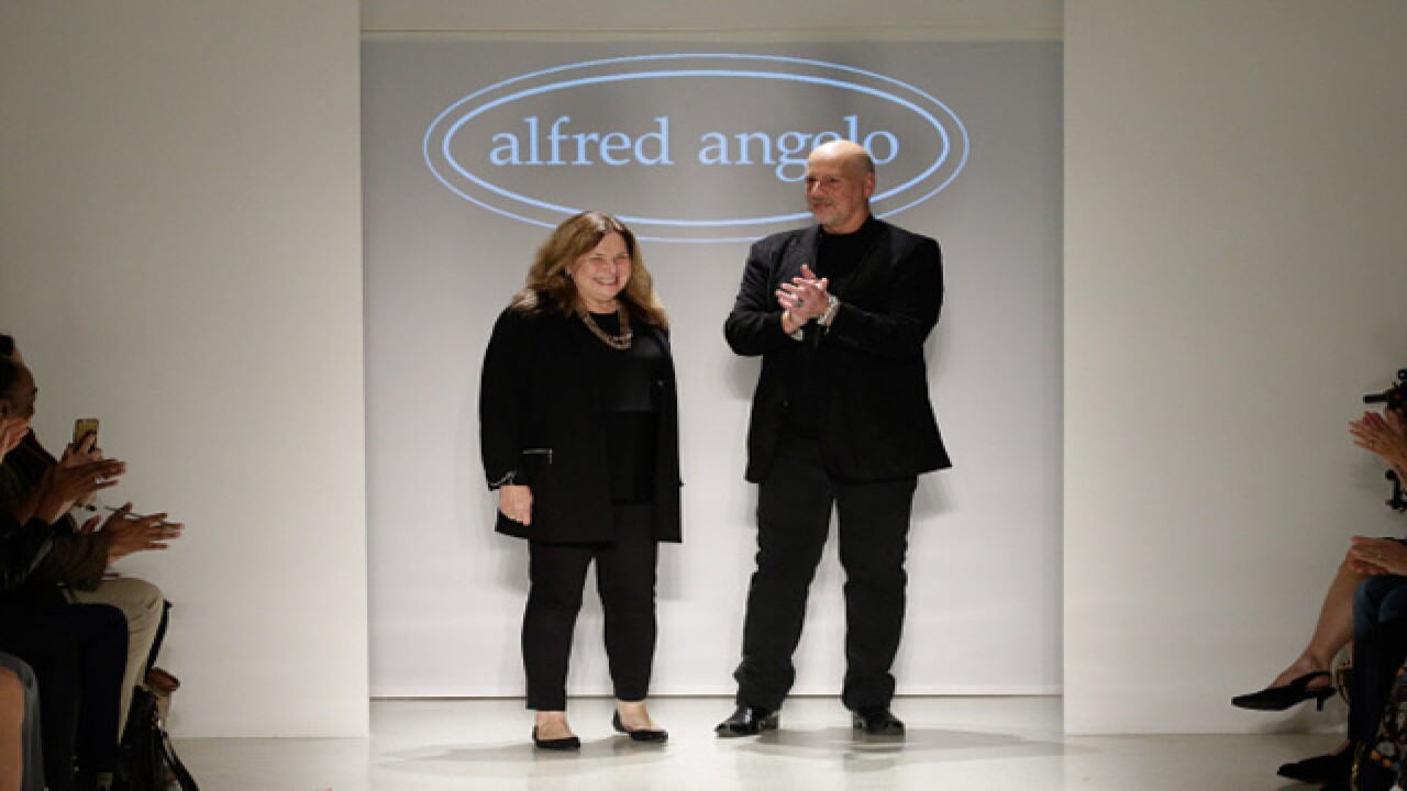 Brides are told Alfred Angelo Bridal is closing