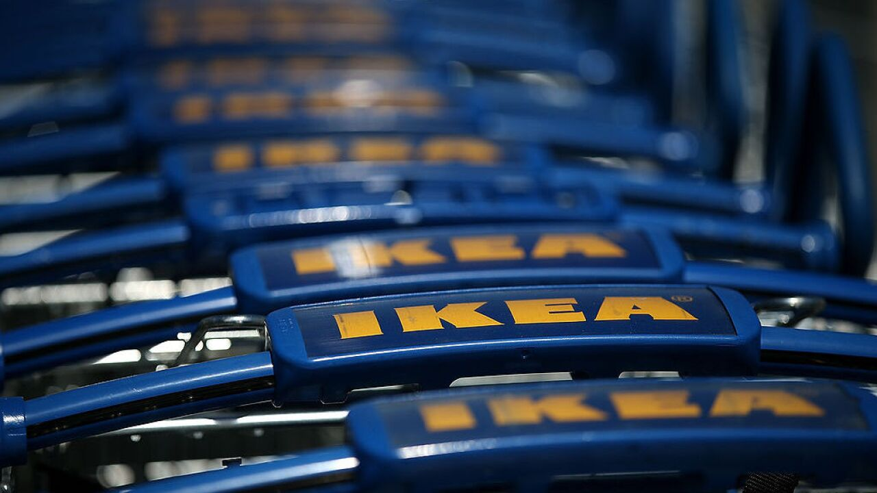 IKEA to pay $46 million to parents of California toddler crushed to death by dresser, lawyers say