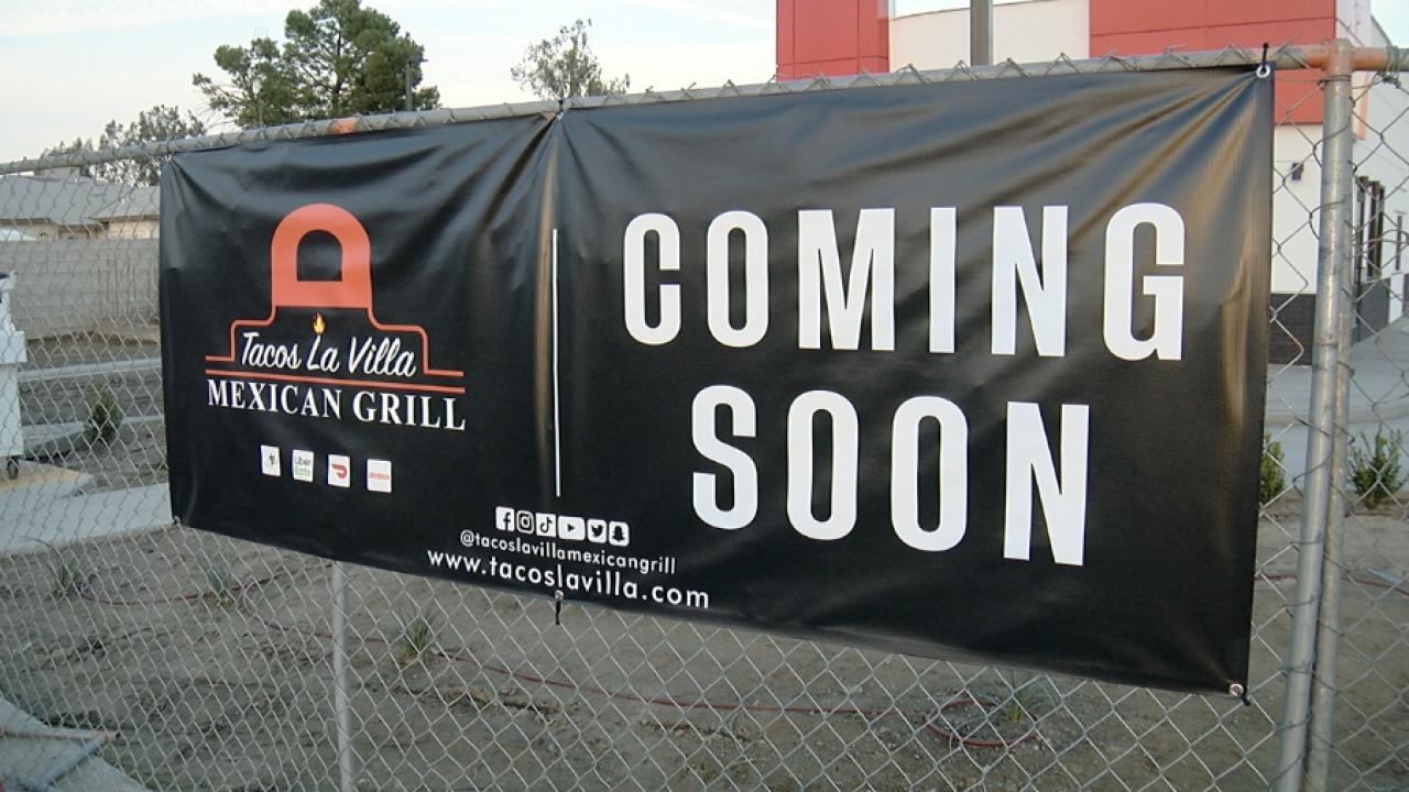 Northwest Bakersfield Tacos La Villa