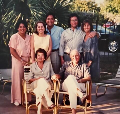 The Santello family.