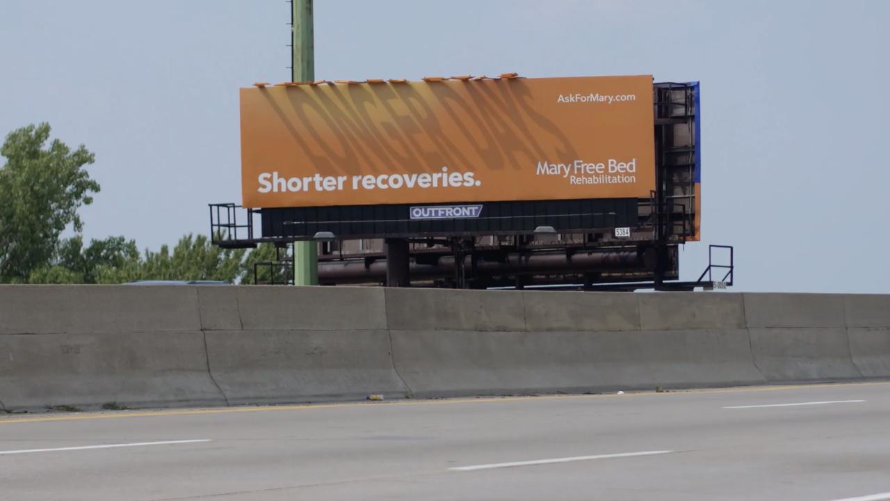 LONGER DAYS Billboard