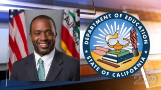 Tony Thurmond, California Department of Education