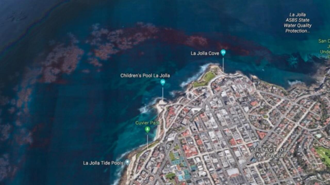 Five rescued from sinking boat off La Jolla coast