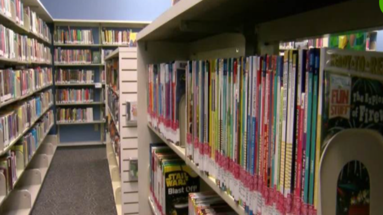 Two libraries will be temporarily closed