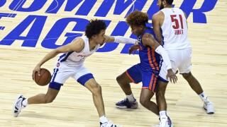 Cade Cunningham Knicks Pistons Basketball