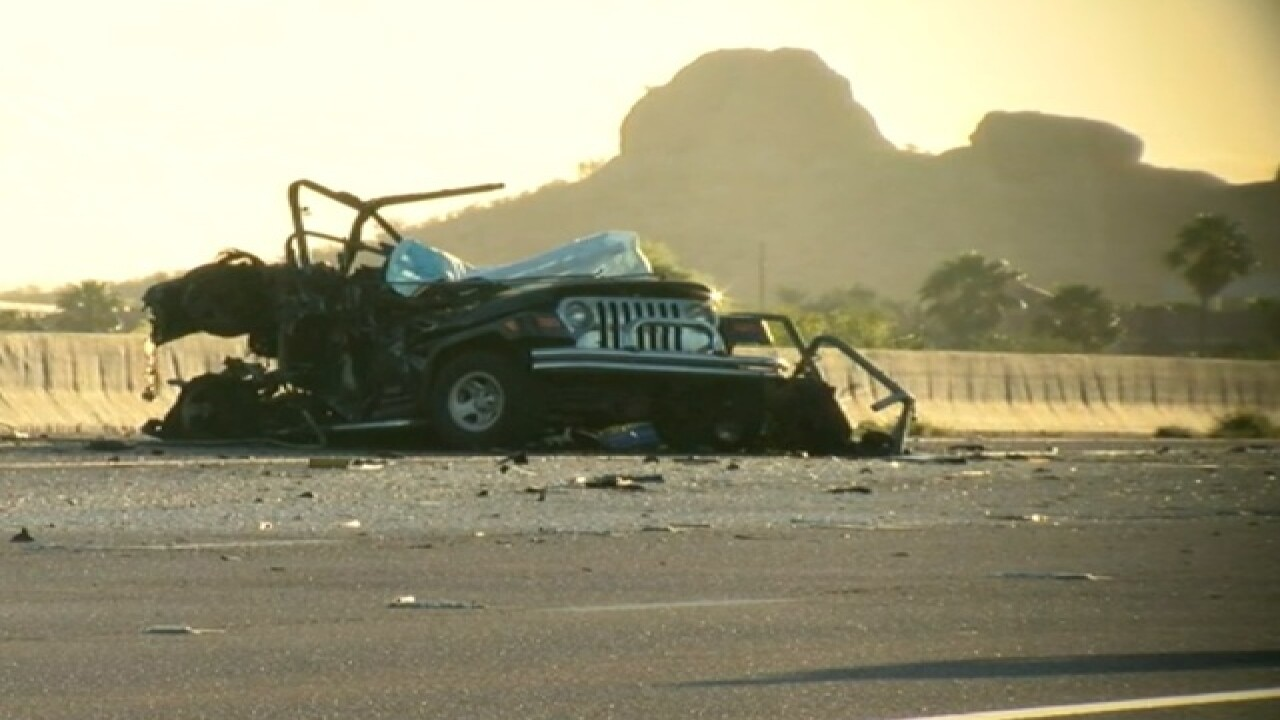 Arizona is falling 'dangerously behind' with road safety laws, 2019 safety advocate report says