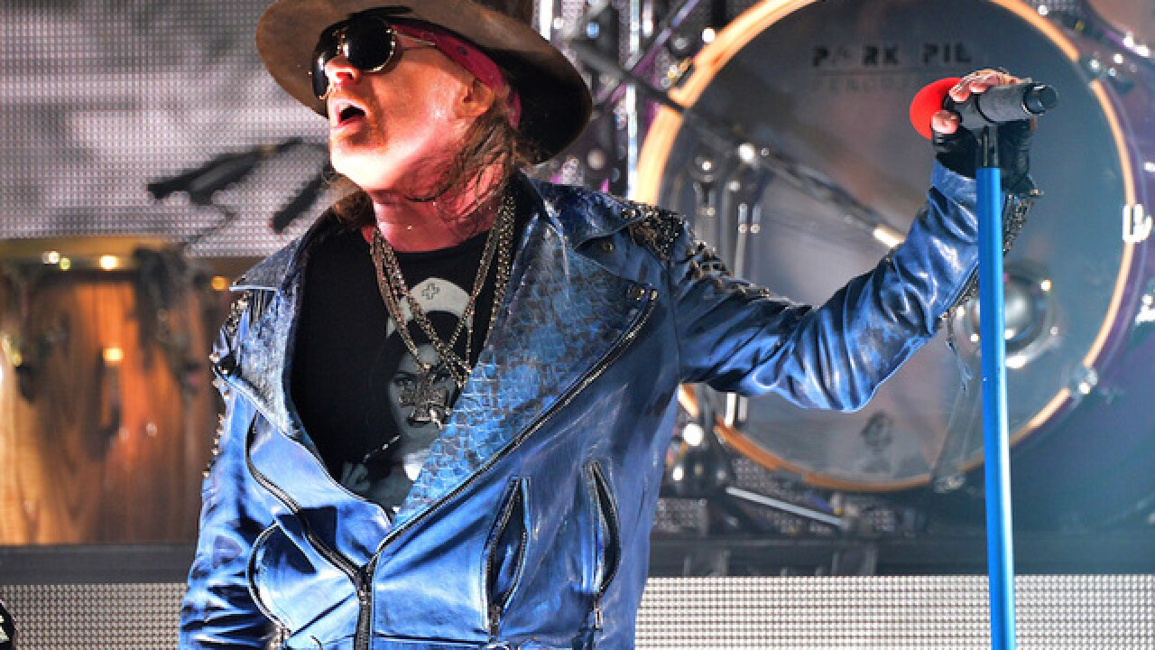 Axl Rose demands Google take down 'Fat Axl' pics