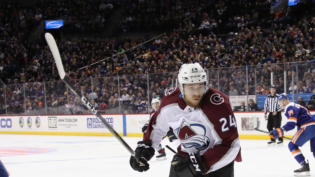Colorado Avalanche v New York Islanders