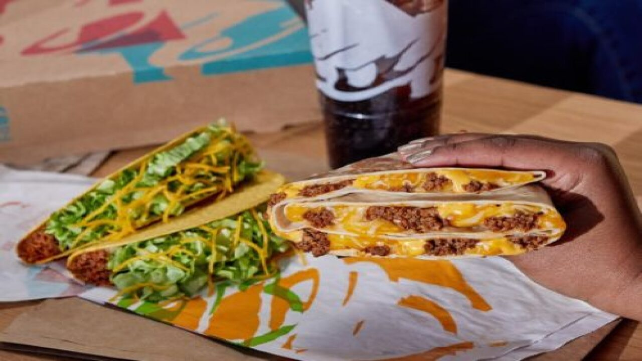 Taco Bell Just Added Some Tasty New Items To Its Menu