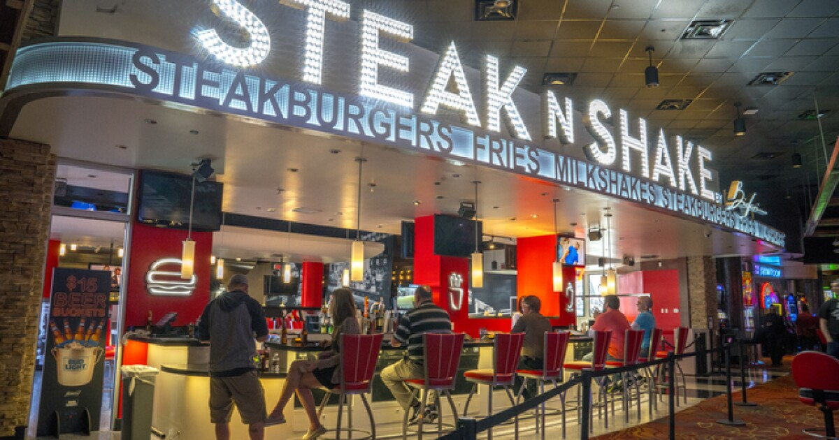 Largest Steak 'n Shake in the world opens March 16 in Las Vegas