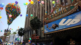 "Premiere Of Disney Pixar's ""Up"" - Arrivals"