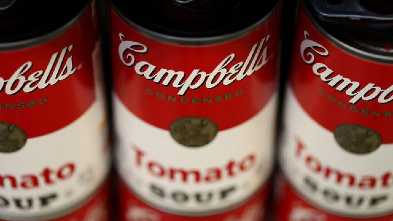 Campbell Soup VP tweets conspiracy theory claiming Soros' foundation is helping migrant caravan