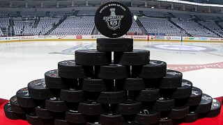 Casino managers make Stanley Cup wager