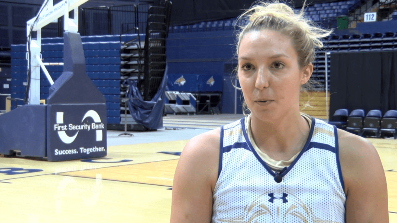 Montana State women's basketball capitalizing on unknown of team