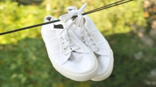 How To Clean White Shoes Made Of Any Material