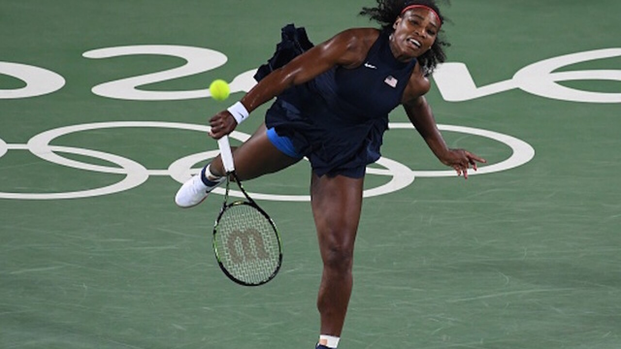 Serena Williams knocked out of Olympics