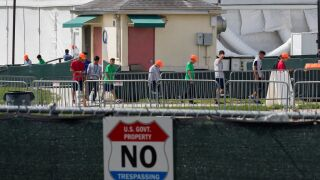 Migrant children removed from controversial Homestead, Florida facility