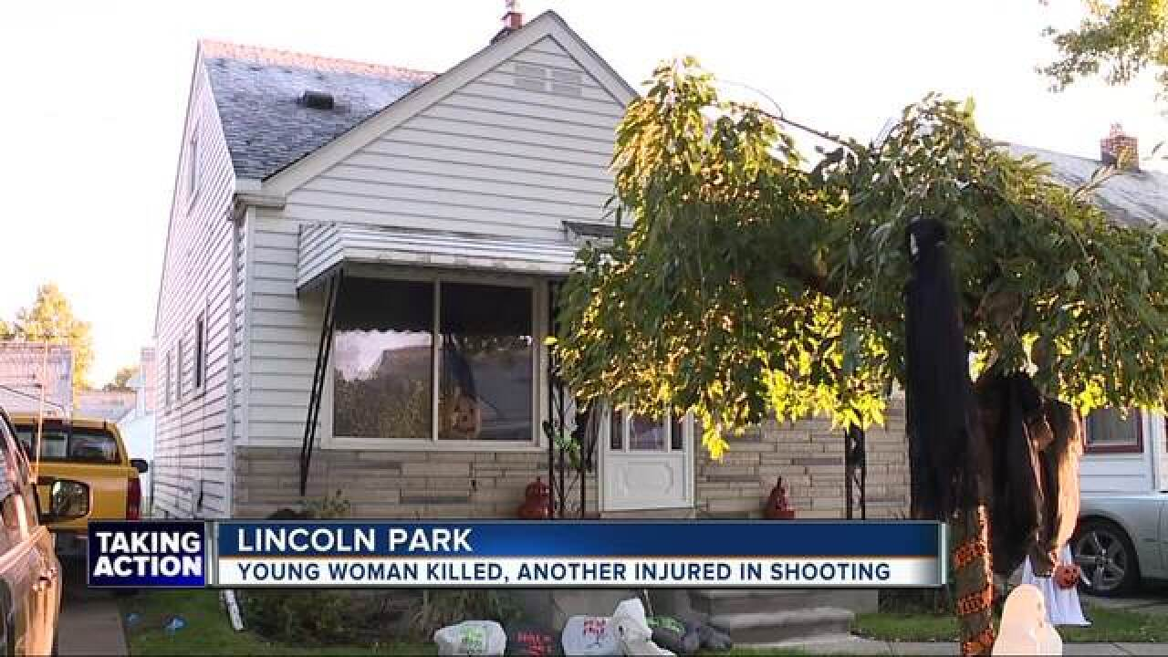 Woman dead after shooting in Lincoln Park