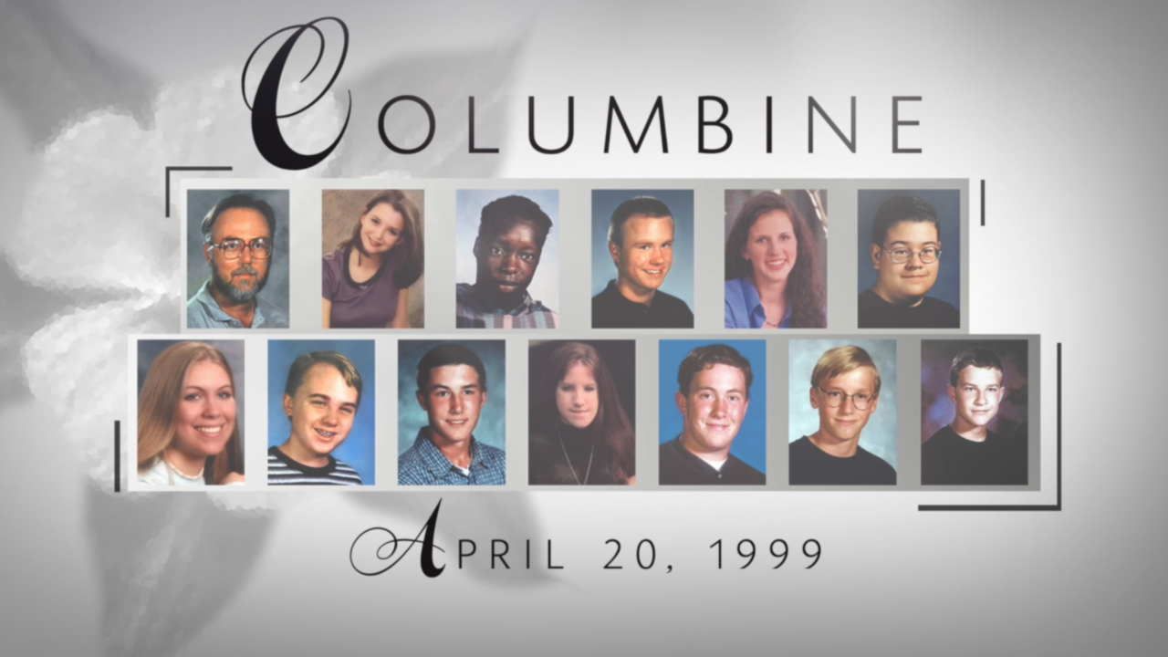 Survivors of Columbine shooting open up about their lives 20 years after tragedy