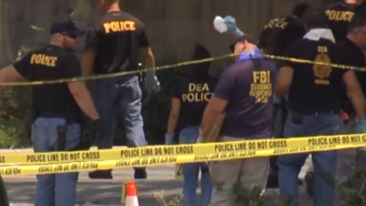 FBI studies active shooters