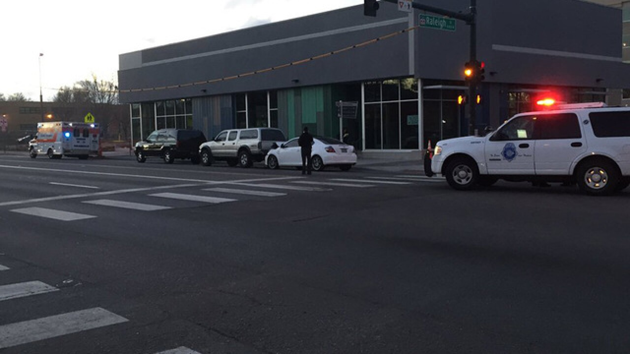 Colfax back open south of Sloan's Lake Park
