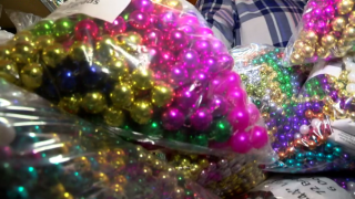 Got beads? LARC will take them off your hands