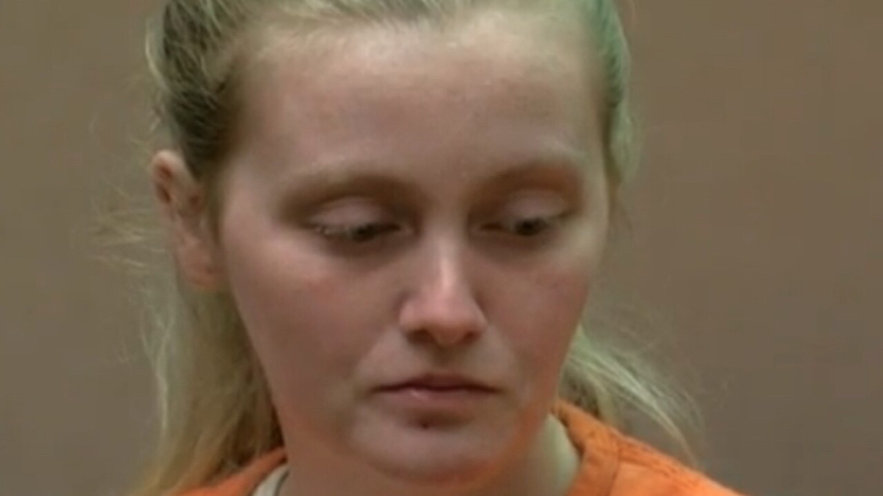 Mom gets 11 years in Kinsley Kinner's death