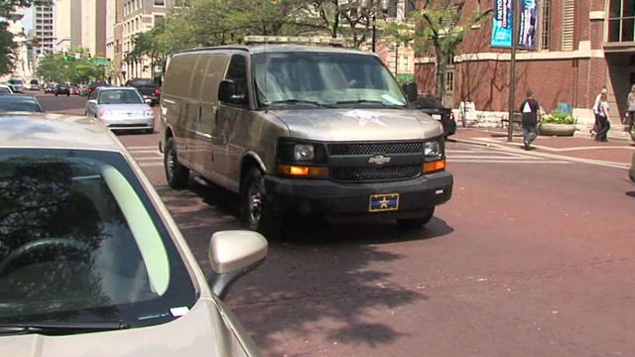 IMPD spends $5,300/week to staff transport vans
