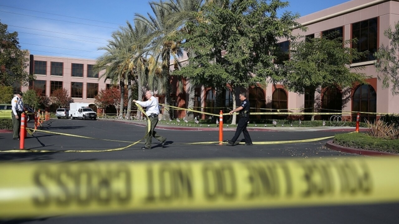 FBI seeks to fill timeline gap in attack