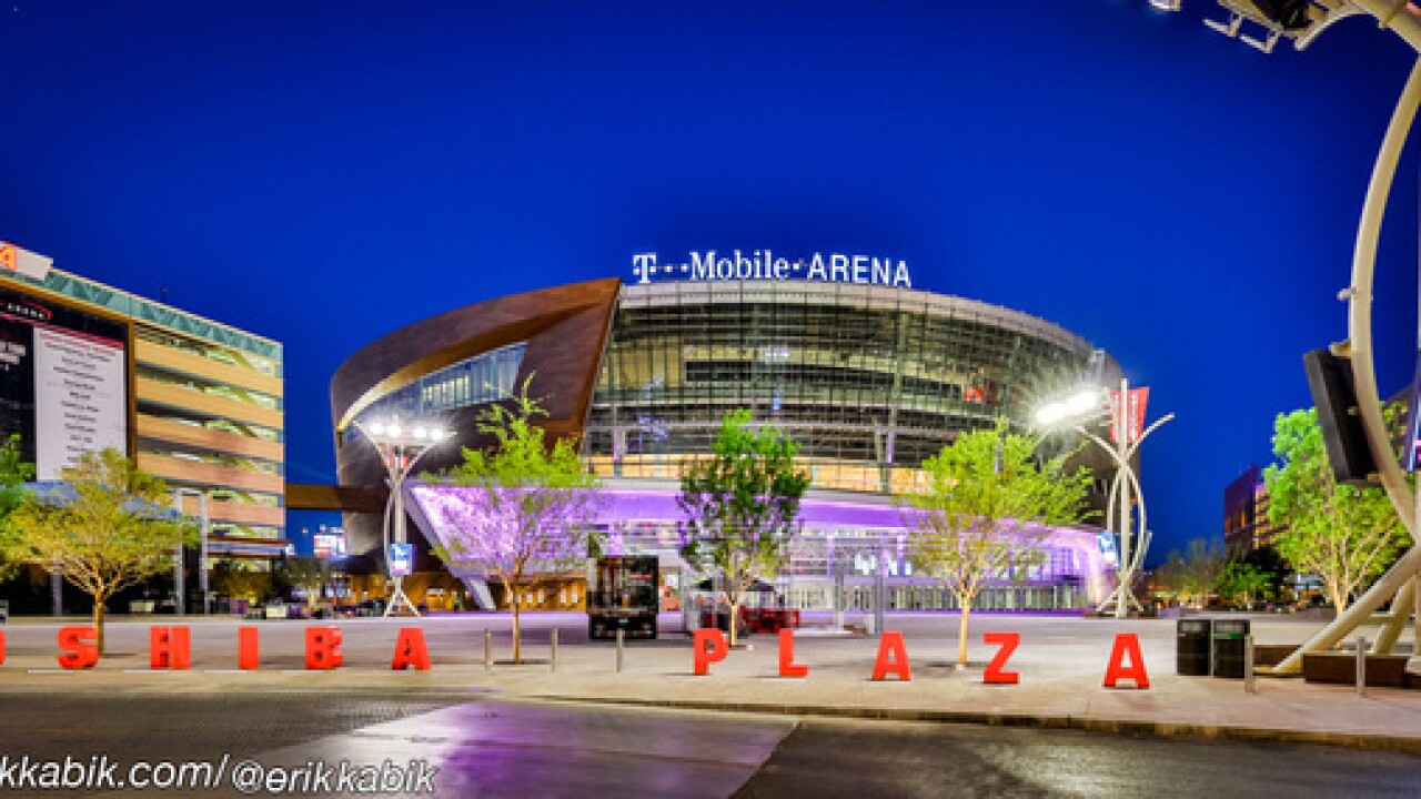 T Mobile Arena Workers Still Waiting On Vgk Pledge