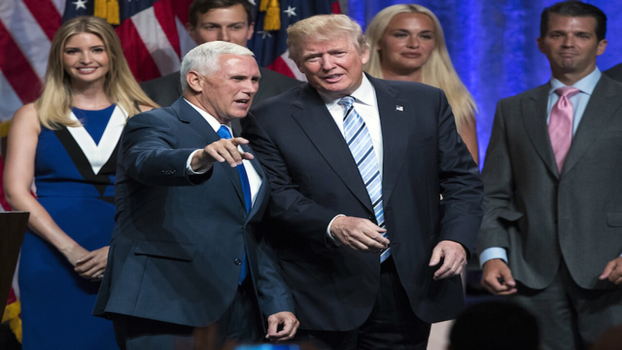 Why Mike Pence is a good pick for Donald Trump
